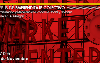 Comercialización y Marketing en el Campus de Emprendizaje colectivo