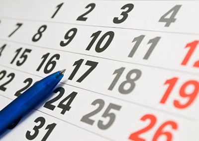 #8 – Calendario de citas con la Administración