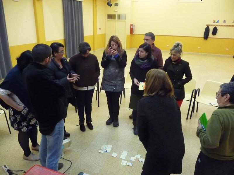 Jornada en Muel: cooperativismo y participación en el territorio