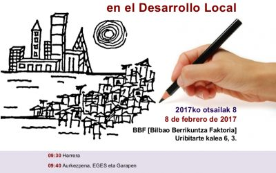 Desarrollo local y economía social, en Euskadi