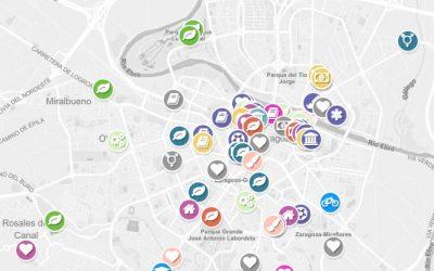 Formamos parte de #LasZaragozas, mapa de iniciativas sociales