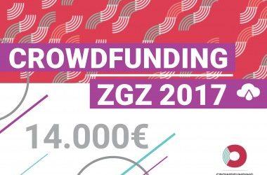 Crowdfunding Zaragoza selecciona los cuatro proyectos que se impulsarán a través de micromecenazgo