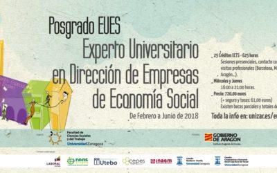 Conviértete en Experto Universitario en Dirección de Empresas de Economía Social