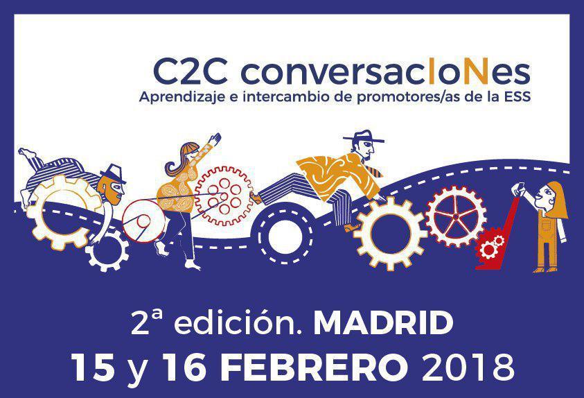 Organizaciones promotoras de la ESS se encontrarán en la 2ª Edición de C2C Conversaciones