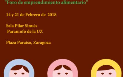 Emprendimiento alimentario en el VI Encuentro de Desarrollo Rural Sostenible