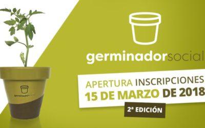 Abierto el plazo del Germinador Social, concurso de ideas innovadoras para la transición energética en las ciudades