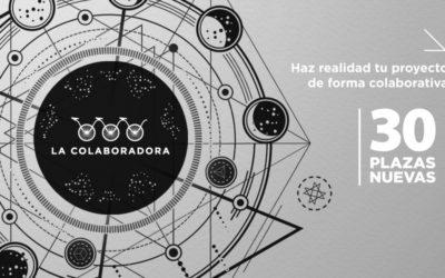 La Colaboradora, de Zaragoza Activa, abre el plazo de solicitudes para 30 nuevas iniciativas emprendedoras