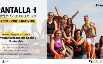 Pantalla H: Proyectar la Economía Social y Sostenible