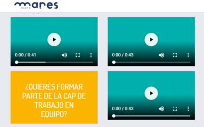 Vídeo-píldoras sobre Trabajo en Equipo de MARES Madrid