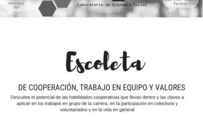 Conoce el Laboratorio de la Economía Social de la Universidad de Zaragoza