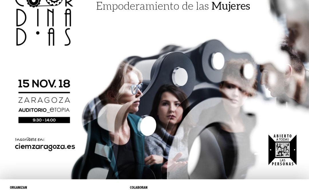 Coordinadas, II Jornada de Emprendimiento y Empoderamiento de las Mujeres