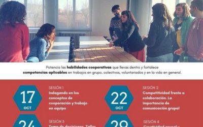 Escoleta de Cooperación, Trabajo en equipo y Valores