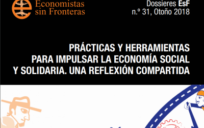 Dossier nº31 de EsF: Prácticas y herramientas para impulsar la ESS. Una reflexión compartida