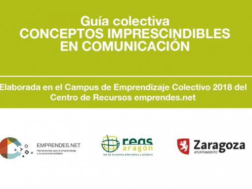 #13 – Guía Colectiva Conceptos Imprescindibles en Comunicación