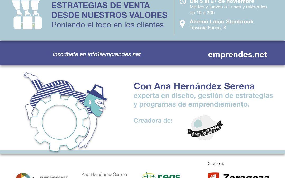 Campus de Ventas: Estrategias de venta desde nuestros valores