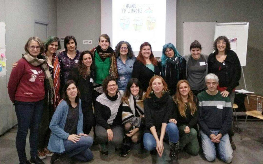 Repensamos nuestras organizaciones con mirada feminista