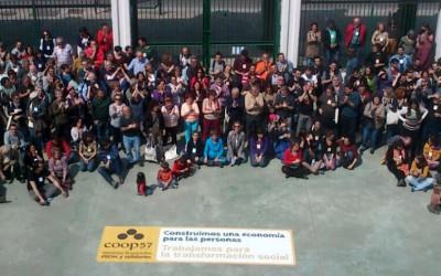 Celebrado en Zaragoza el II Encuentro Estatal de Coop57