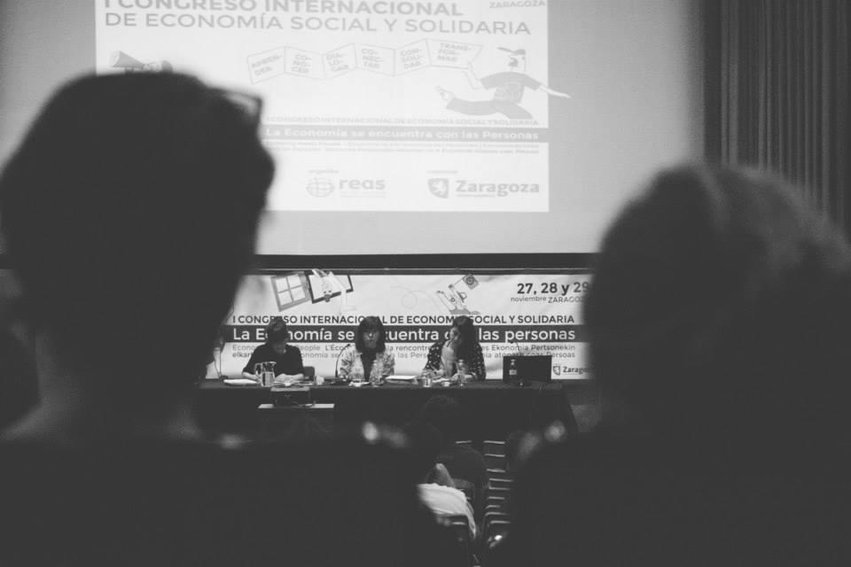 REAS Aragón: generando instrumentos para el cambio real