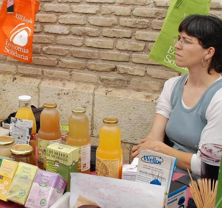 Entidades del Mercado Social participarán en la feria de la huerta zaragozana en la Plaza San Bruno