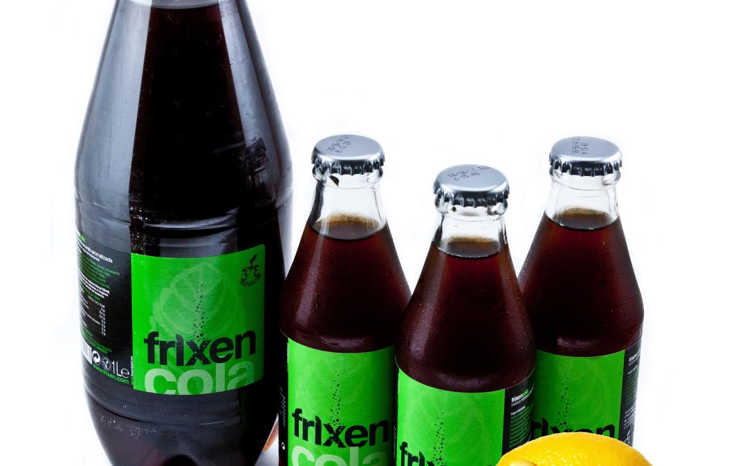 Frixen, una bebida especial: un refresco 'ético', pero también un maravilloso placer para el paladar