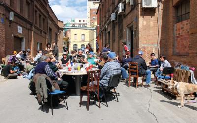 Microcharla: Recuperación del espacio público y derecho a la vivienda