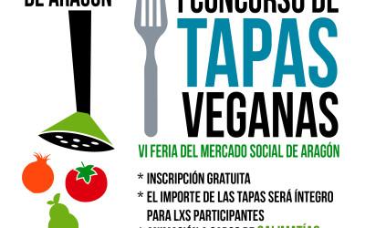 Concurso de Tapas Veganas en la VI Feria del Mercado Social