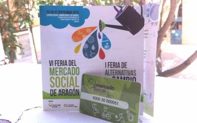 Hazte socia de consumo el Mercado Social en la Feria y llévate tu carnet