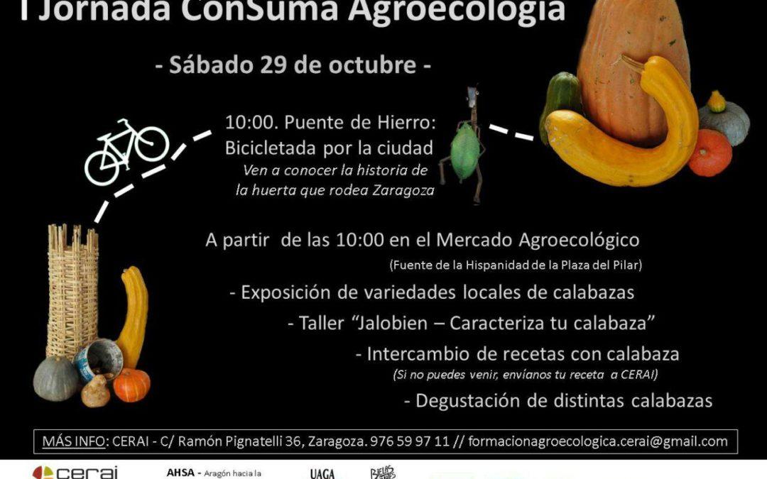 I Jornada ConSuma Agroecología