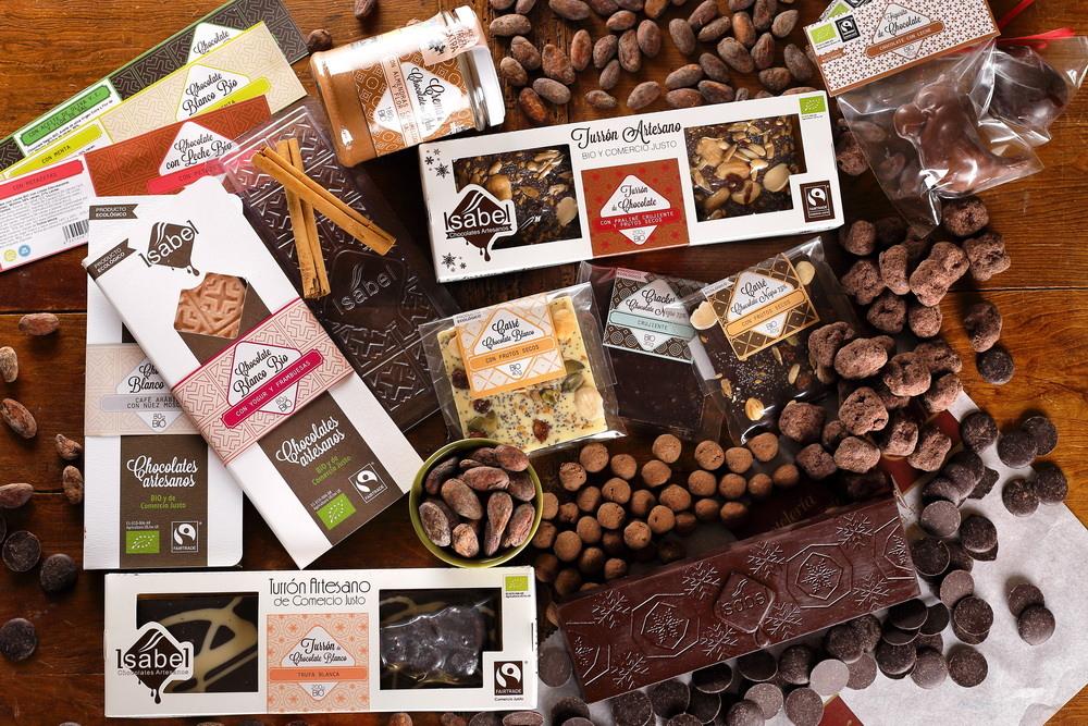 Chocolates artesanos Isabel: Calidad y Ética de principio a fin