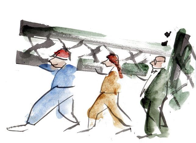 Economía solidaria: un plan de negocio para cambiar el mundo