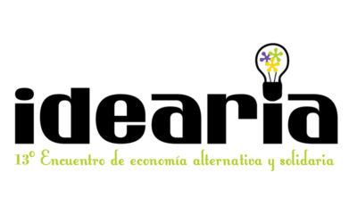 """Se celebrará en 2017 """"IDEARIA"""" el 13º encuentro de economía alternativa y solidaria"""