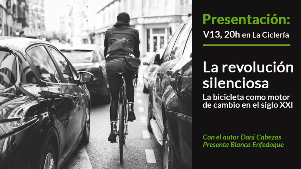 """Presentación: """"La revolución silenciosa"""""""