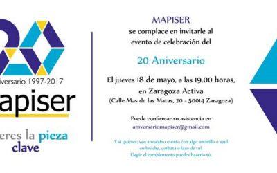 La empresa aragonesa de economía solidaria Mapiser cumple 20 años como referente en inserción sociolaboral
