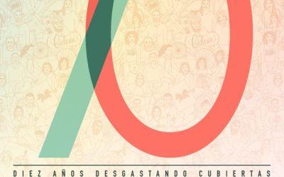 La celebración 10 años de Ciclería se suma a la VIII Feria Mercado Social