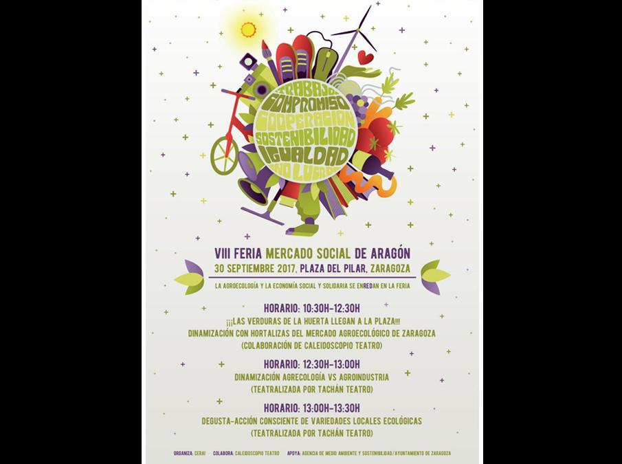 La Agroecología y la Economía Social y Solidaria se enREDan en la Feria
