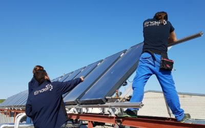 Innovación tecnológica solar en MESCoop
