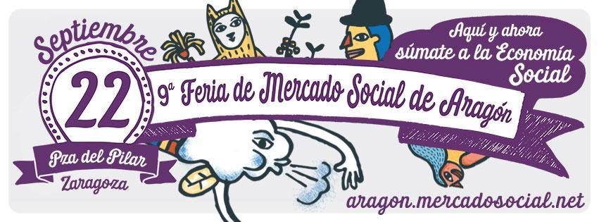 IX Feria del Mercado Social Aragón