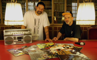 """VERMÚ POPULAR + """"RAP ACADEMIA"""" con Dr Loncho y Dj Grime"""