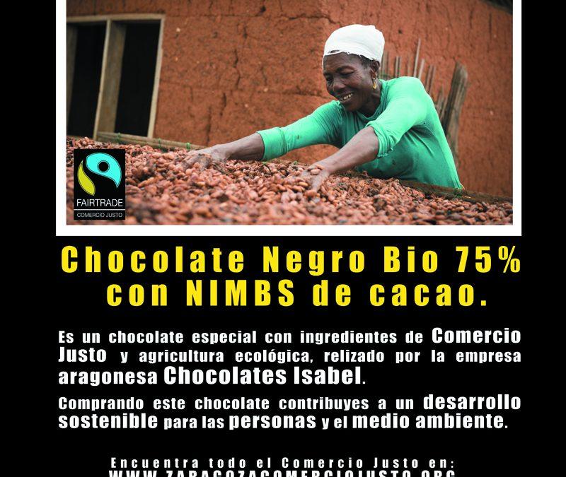"""Presentación y degustación del nuevo """"Chocolate Zaragoza Comercio Justo"""""""