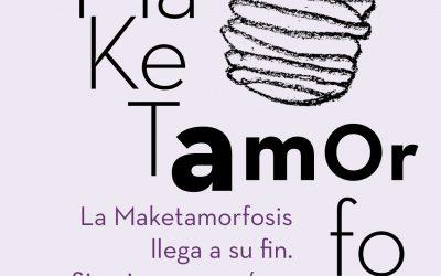 """Presentación y degustación del cuento-proceso """"Maketamorfosis"""""""