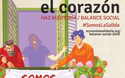 """""""Somos la salida"""" Comienza la campaña de Balance Social 2020"""