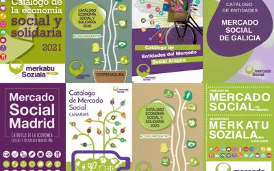 Catálogos territoriales de Mercado Social