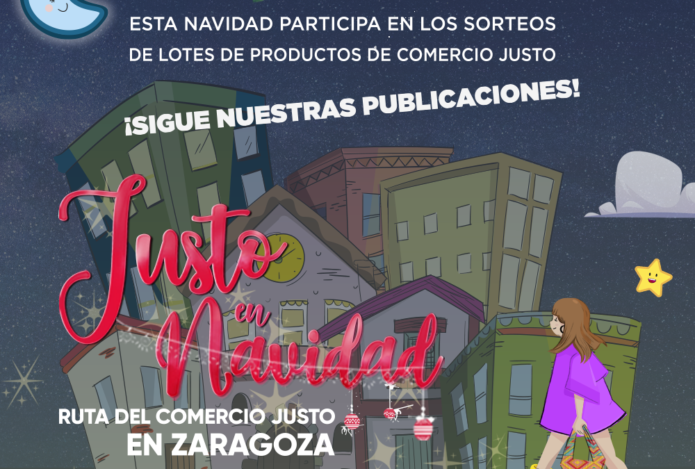 Sorteos  #JustoEnNavidad2020