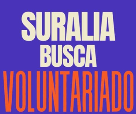 Se busca voluntariado de Comercio Justo para Suralia.