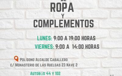Palabras de Aropa2 a todas las personas socias y amigas del Mercado Social Aragón.