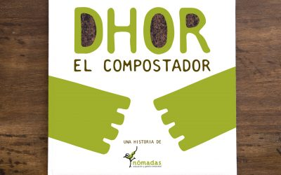 Nuevo trabajo de Ana Maketa «DHOR el compostador»
