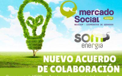 Nuevo acuerdo con Som Energía