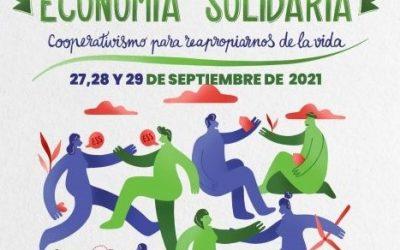 ¿Te perdiste las XXVI Jornadas de Economía Solidaria?. Puedes ver las sesiones ONLINE en el canal de Reas Aragón