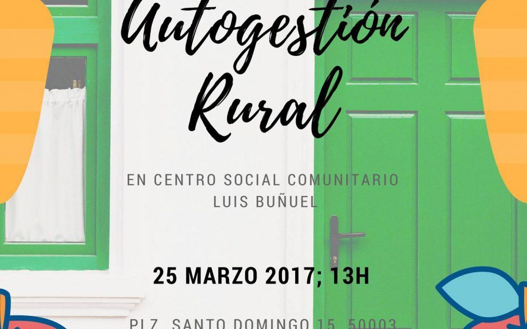Proyectos de autogestión Rural_ESS
