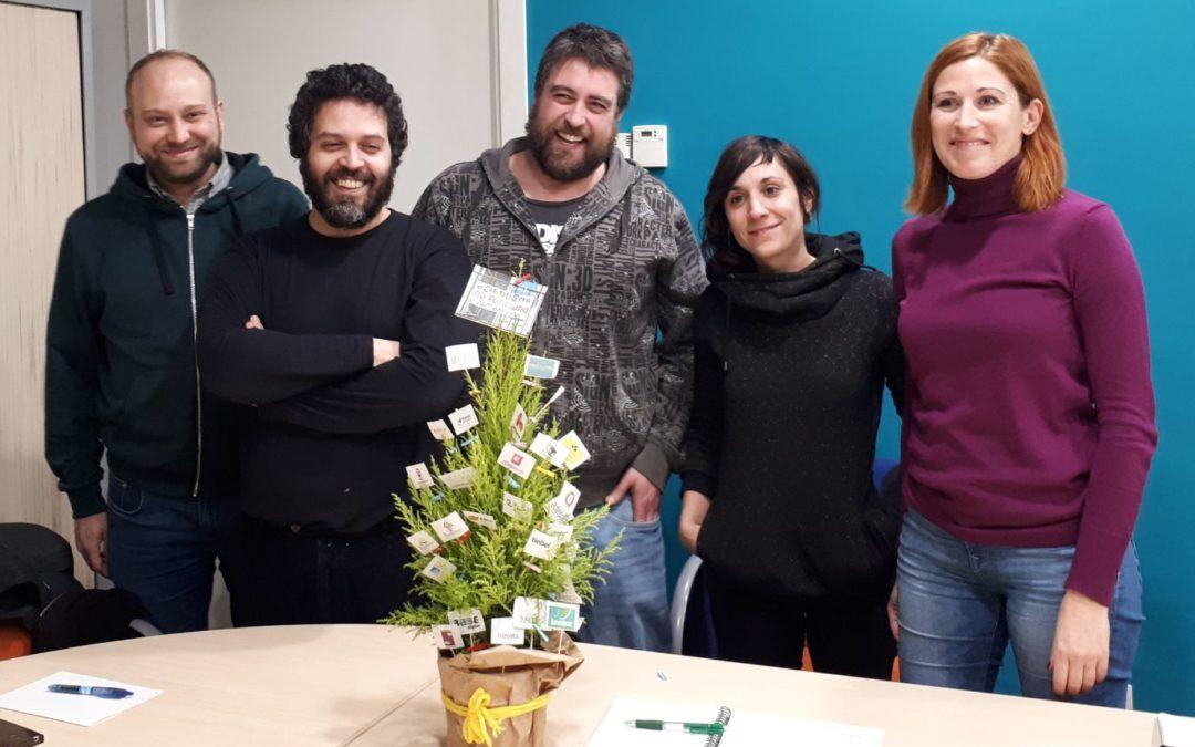 Cuatro nuevas entidades en REAS Aragón